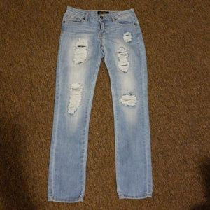 Girl's lucky brand Jeams in great condition.